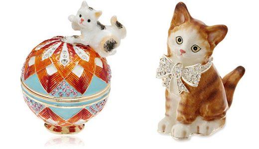 猫好きな女性が喜ぶ誕生日プレゼント、かわいい猫グッズからコスメまで!