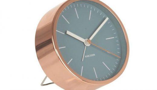 女性へのプレゼントにおすすめなおしゃれな目覚まし時計を予算2000円〜1万円で集めた