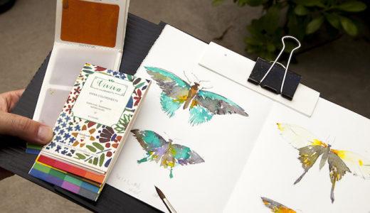 絵が趣味&絵描きの女性がもらって嬉しいプレゼント!おしゃれな画材から絵の具の収納箱まで